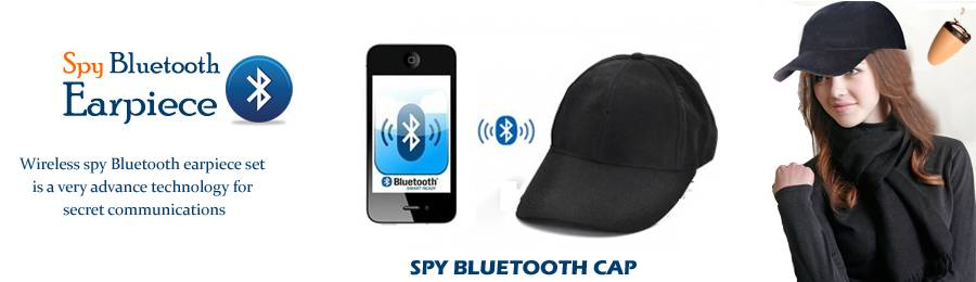Spy Bluetooth Earpiece Set In Qutub Minar India