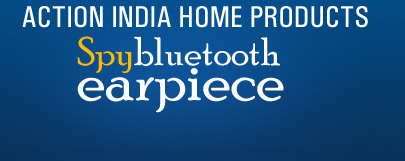 Spy Bluetooth Earpiece Set In Sangaria India