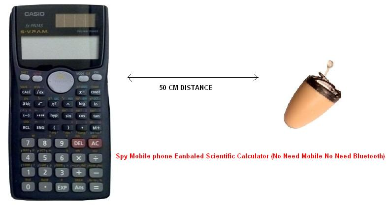 Spy Bluetooth Calculator Set In Delhi India