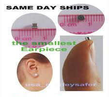 Spy Bluetooth Magnetic Earpiece Neckloop In Bijnor India