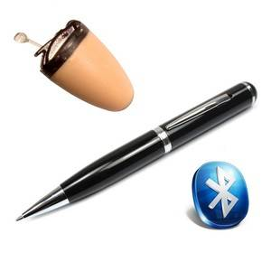 Spy Bluetooth Earpiece Pen Set In Sangaria India