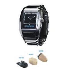 Spy Bluetooth Earpiece Watch Set In Sangaria India