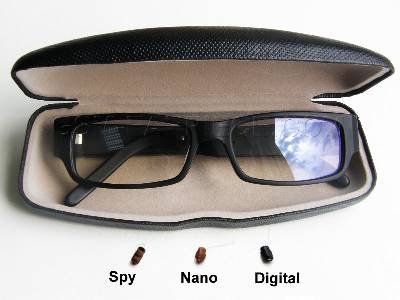 Spy Bluetooth Earpiece Glasses Set In Hanumangarh India